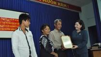 Chủ tịch nước gửi thư khen 2 gia đình dũng cảm cứu người