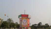 Phục dựng thành công chiếc đèn kéo quân lớn nhất Việt Nam