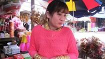 """Người phụ nữ """"dát vàng"""" ở Thanh Hóa :""""Tôi đeo vàng vì thích..."""""""