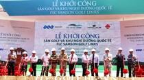 Khởi công dự án sân golf và khu nghỉ dưỡng quốc tế lớn nhất miền trung