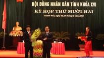 Ông Nguyễn Đình Xứng được bầu làm Chủ tịch tỉnh Thanh Hóa