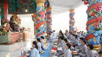 Đức Pháp Vương Gyalwang Drukpa khai đàn Đại Bi Quan Âm một tỷ biến chân ngôn