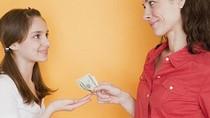 Thu nhập chục triệu đồng/tháng vẫn xin tiền bố mẹ