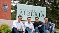 Đại học Alberta - Canada tuyển sinh