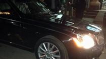 Đại gia Ninh  Bình lại tậu xe siêu sang Maybach 62S