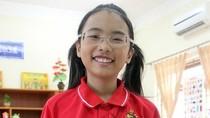 Phương Mỹ Chi dự thi vở sạch chữ đẹp sau scandal đuổi học