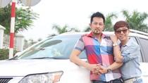 Ảnh xe Lexus 3 tỷ bạn trai Việt kiều tặng Long Nhật