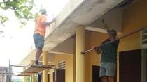 Người Úc giúp cô trò Quảng Bình xây phòng học chống lũ