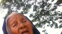 Sự thực về bà cụ cơ khổ ở hồ Thiền Quang