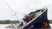 Phát hiện xác tàu với 3 đầu lâu dưới đáy biển