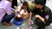 Những vụ chống đối CSGT khiến Tướng công an đau đầu