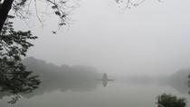 Ảnh: Sương mù phủ trắng Hà Nội trong sáng 30/11