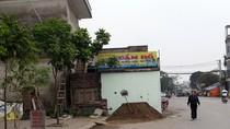 Chùm ảnh: Nhà xây trên vỉa hè, lòng đường ở Thủ đô