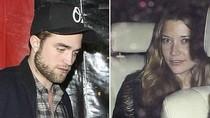Robert Pattinson bị bắt gặp đi với 'gái lạ'
