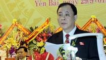 Khởi tố vụ án sát hại lãnh đạo tỉnh Yên Bái