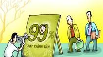 Chuyện chỉ tiêu và bệnh thành tích trong ngành giáo dục
