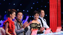 Liveshow 3 Bước nhảy Hoàn vũ: Cháu ngoại tướng Giáp mê mệt Diễm My