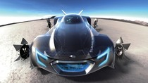 Chiêm ngưỡng 6 mẫu thiết kế ô tô tuyệt đẹp cảm hứng từ phim