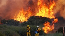 Cháy rừng dữ dội tại bang California