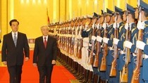 Hội đàm cấp cao hai Đảng, Nhà nước Việt-Trung