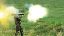 Súng thổi lửa của Nga có khả năng quyét sạch mục tiêu trong vòng 800 mét