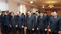 Nhiều đoàn đại biểu đến viếng ông Kim Jong-Il