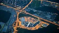 Chùm ảnh các địa danh trên thế giới nhìn từ góc chụp trên máy bay