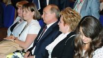 Sau vở ballet vợ chồng Tổng thống Nga Putin tuyên bố ly hôn