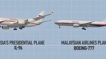 Tiết lộ video lúc máy bay MH17 của Malaysia bị rơi ở Ucraine