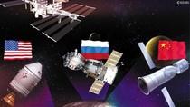 Vũ trang từ vũ trụ: TQ muốn liên kết Nga chống Mỹ, Nhật Bản
