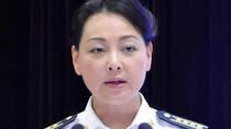 Nữ phát ngôn viên đầu tiên của quân đội Trung Quốc là ai?