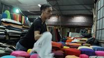 Bán vải chợ Ninh Hiệp, lãi gần trăm triệu/tháng