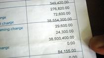 Đăng ký roaming MobiFone, 3 ngày dùng khách bị thu... 38 triệu đồng