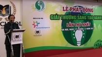 FrieslandCampina Việt Nam đồng hành phát động Giải thưởng Sáng tạo xanh