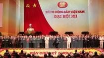 Ông Trần Quôc Vượng được bầu làm Chủ nhiệm Ủy ban kiểm tra Trung ương Đảng