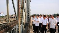 Kết luận của Phó Thủ tướng về kiểm tra cầu Việt Trì, Hạc Trì