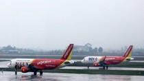 Nhiều chuyến bay không thể hạ cánh xuống 4 sân bay miền Trung