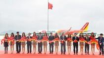 Vietjet cùng lúc khai trương 2 đường bay Hà Nội – Huế, Hà Nội – Đài Bắc