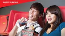 Hoàn tiền 50% khi thanh toán bằng thẻ Maritime Bank MasterCard tại Lotte Cinema
