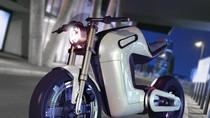 Springtime Bold: xe máy điện cho tương lai
