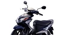 Yamaha làm mới xe Luvias, giá không đổi