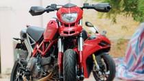 Soi từng góc cạnh chiếc Ducati Hypermotard 796 2012 mới về Việt Nam
