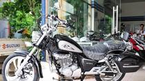 Xế nổ Suzuki GZ150-A sang trọng, mạnh mẽ và tiết kiệm nhiên liệu
