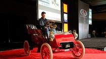 Chiêm ngưỡng xe Ford cổ nhất thế giới trên 100 tuổi
