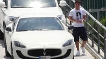 Messi chơi siêu xe biển đẹp 1010