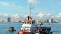 Cứu tàu cá sắp chìm trên vùng biển Hoàng Sa