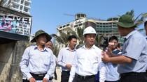 Bí thư Đà Nẵng yêu cầu khẩn trương bảo vệ bờ biển, chống sạt lở