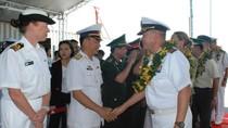 Tàu viễn chinh Hạm đội 7 của Mỹ tới Đà Nẵng