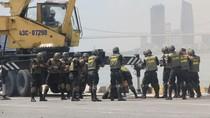 Diễn tập phòng chống khủng bố cảng biển