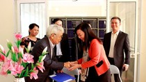 """Thương nhớ một người thầy Nhật, """"người bạn lớn"""" của sinh viên Việt"""